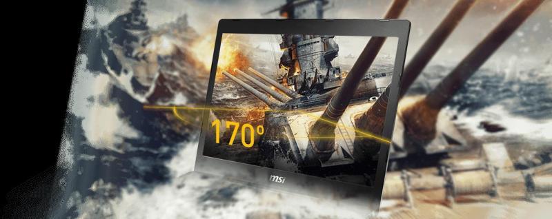 Đánh giá laptop MSI GV72- Màn to hiệu suất khỏe