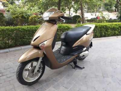 Honda lead màu vàng đen