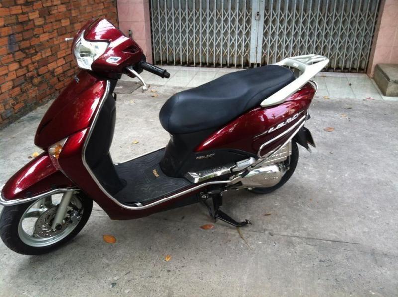 Honda lead 110 đỏ mận đời chót 2012 chính chủ huyện phú riềng