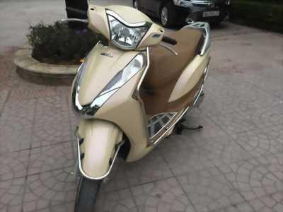 Honda Lead 125 Fi màu vàng kem 12/213 zin huyện yên thành