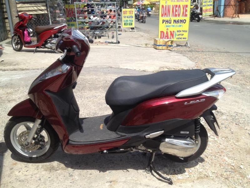 Honda Lead 125cc màu đỏ.2013 quận 1