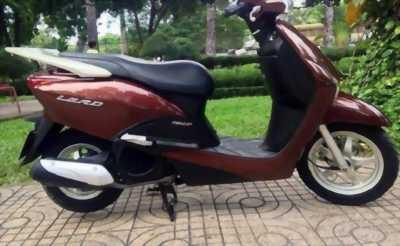 Lead FI 110cc, dòng phun xăng chất lượng tốt, màu nâu đẹp dáng