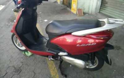 Xe HONDA LEAD 110cc đăng kí 2011 màu đỏ quyến rũ