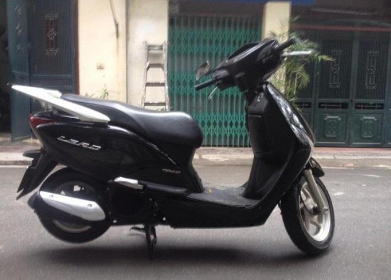Lead FI đen 110cc mới zin