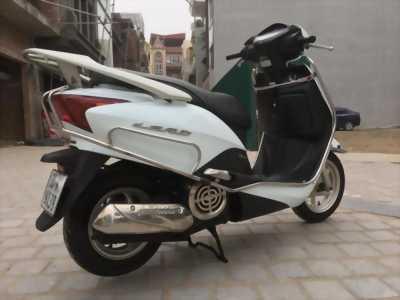 Honda Lead 110 Fi màu trắng đăng kí 2009 nữ sử dụng