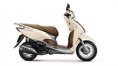 LEAD 110 3D mầu vàng đồng đời chót cuối đăng ký 2012