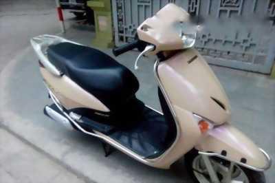 Honda lead màu vàng ánh xà cừ 1 chủ