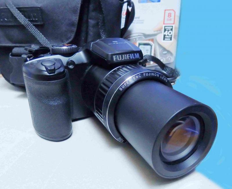 Bán máy ảnh fujifilm s4300 fullbox như mới