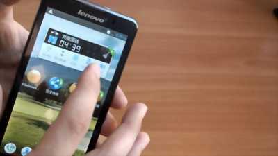 Điện thoại Lenovo p 780