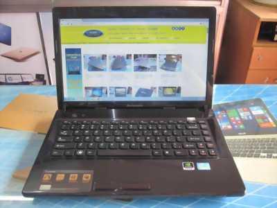 Bán laptop hiệu dell, máy cấu hình ổn.