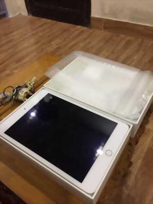 Bán ipad mini4 128g có lắp sim còn bảo hành