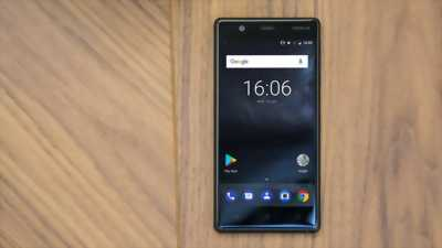 Nokia 3 99% bọc dán cẩn thận