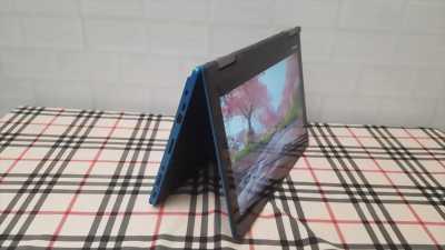 LENOVO Yoga 12 _ core i5 5200u _ Ram 8g _256g máy màu xanh  đẹp 99%