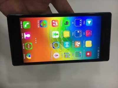 Lenovo P70 đen có 2sim 4G,pin 4000,Ram 2Gm quận 3