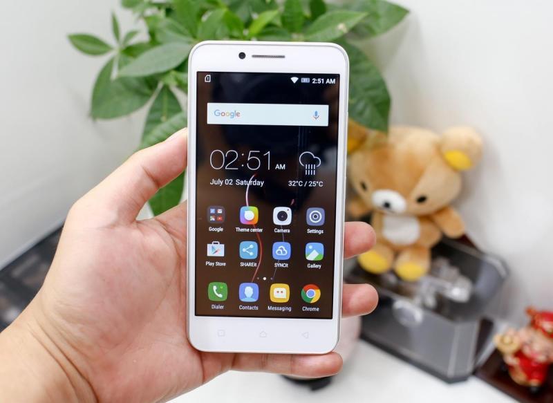 Điện thoại Lenovo a516 nguyên tem fpt tại Hà Nội
