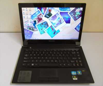 Laptop lenovo v470