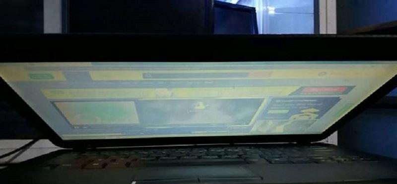 Laptop lenovo 7500/3g/250gb đen