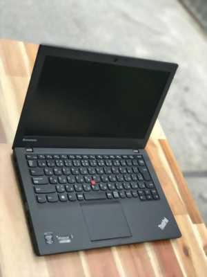 Laptop Lenovo Thinkpad X240, I5 4300U 4G SSD128 12in siêu mỏng Pin 8h Đẹp zin 100% Giá rẻ