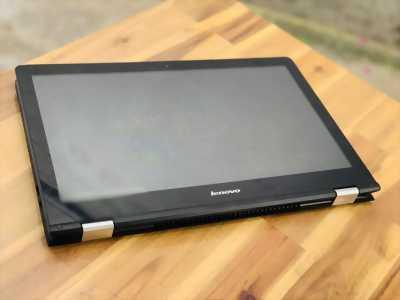 Laptop Lenovo Yoga Flex 3 - 1580, i7 6500U 8G SSD256 Full HD Đèn Phìm Vga GT940 Cảm ứng xoay 360 độ