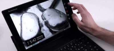 Tablet Lenovo miix 3 đổi đt