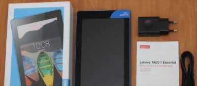 Lenovo tablet 3 Essental