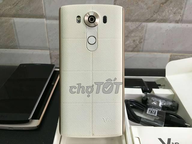 Điện thoại LG V10 Trắng 32G