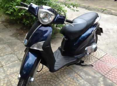 Piaggio Liberty 125 ie Việt màu xanh tím 2012