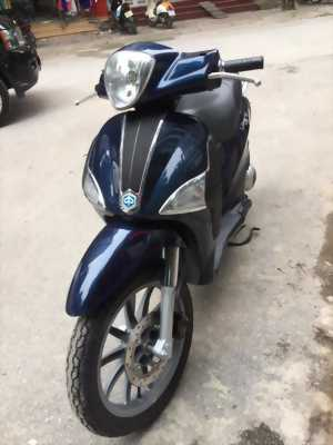Liberty 125 Nhập Italia màu xanh tím đăng ký 2012