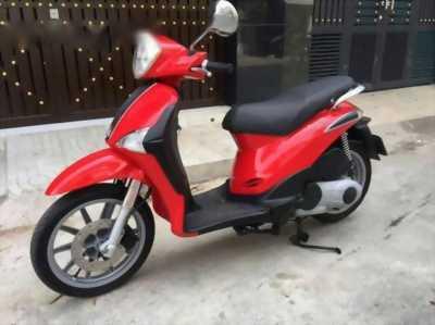 Đổi xe nên nhượng lại chiếc Liberty 150 3Vie màu đỏ tươi, đời 2013