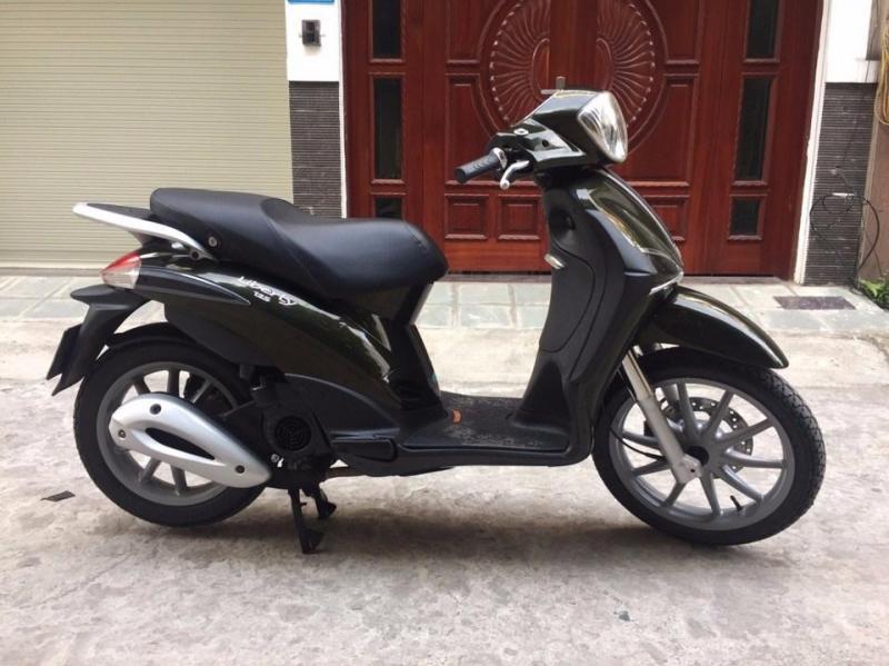 Bán xe liberty 125cc nhập khẩu đăng ký 2013