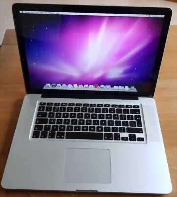 macbook mid 2009 ram 4gb vga rời gtx 9400. mới 95%
