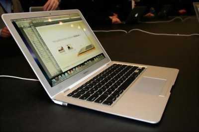 Chia lại laptop Apple MacBook air tại trà cú