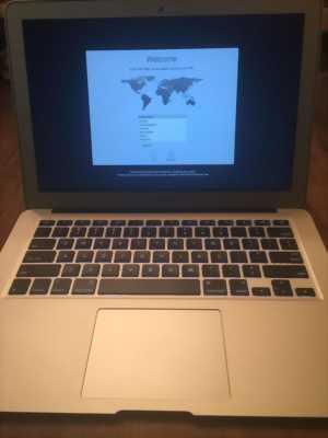 Apple Macbook Air Intel Core 2 Duo 2 GB 240 GB