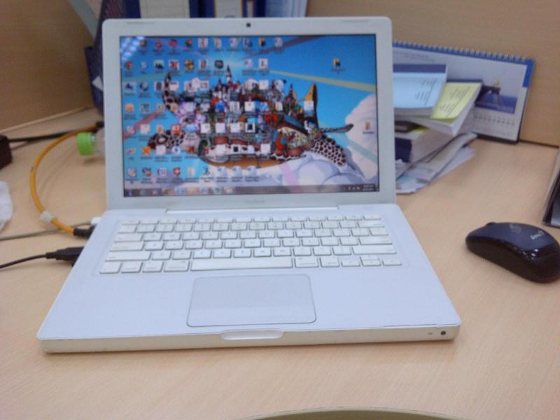 Macbook Pro Core i5 SSD 250GB