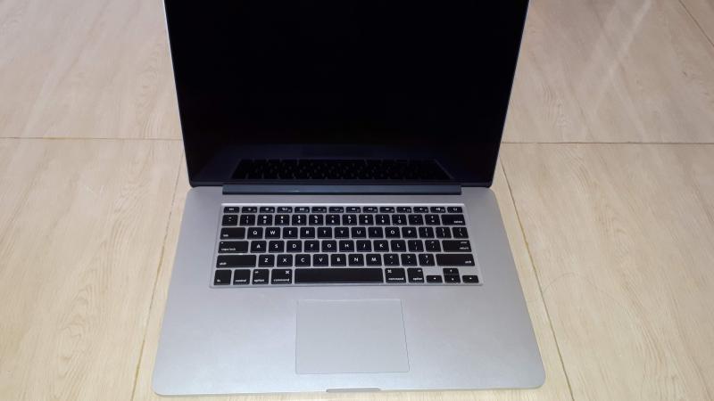 Macbook pro late 2013 đẹp leng keng
