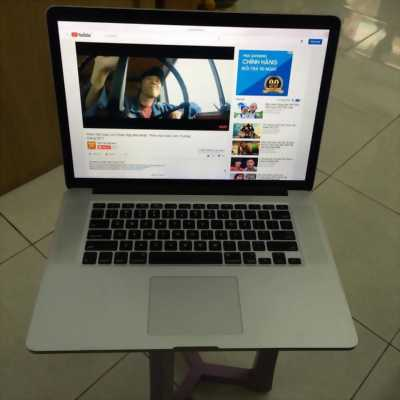 MACBOOK PRO 15 RETINA  (2013) CORE I7-8GB-SDD 256