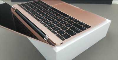 Macbook 12 inch 2016 gold ssd512 chính hãng tgdđ full