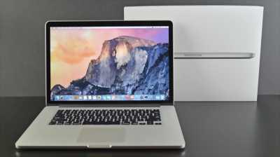 Hàng lại cập bến- Macbook Pro Retina 2015