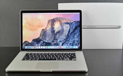 New macbook Rentina 2015 ram 8g ssd 256g 12inh