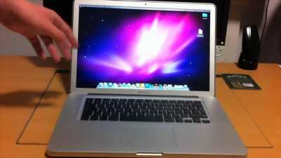 Cần bán Macbook pro 2011