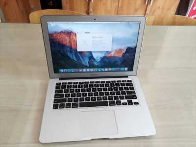 Mac Air 2015 13 inch i5 ram4 ssd 128G  như mới