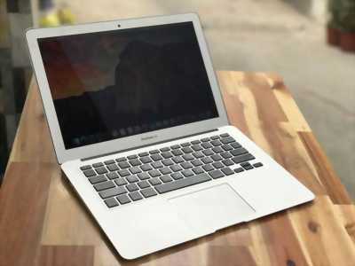 Macbook Air 2015 13in, i5 4G SSD128 Pin Khủng 5-10h Đẹp zin 100%