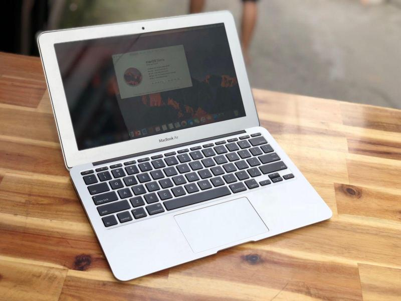 Macbook Air MD761 2014 13inch, i5 4G SSD128G Đẹp zin 100% Giá rẻ