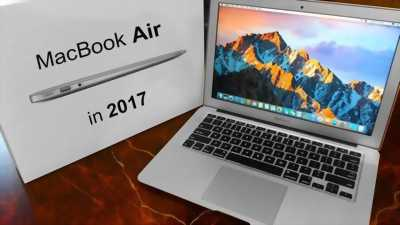 Macbook air 2017 (128gb) 18tr