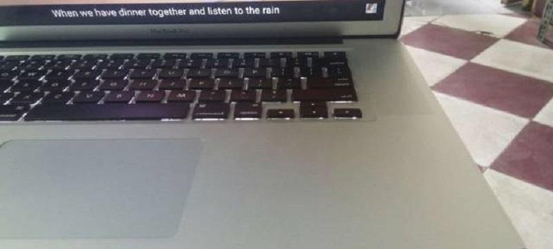 Bán gấp Macbook pro 15 2011, core i7, ssd 256GB