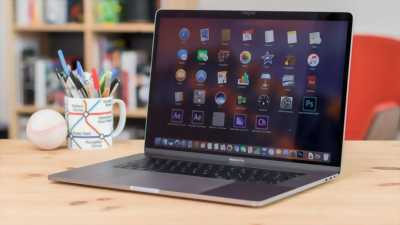 Macbook pro 2017 mới sài đc 5 tháng cần bán