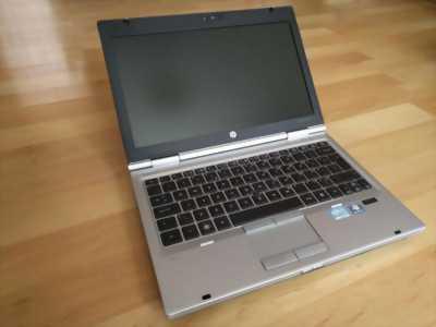HP 2560p nhỏ gọn 12 inch Core i5 ram 4GB