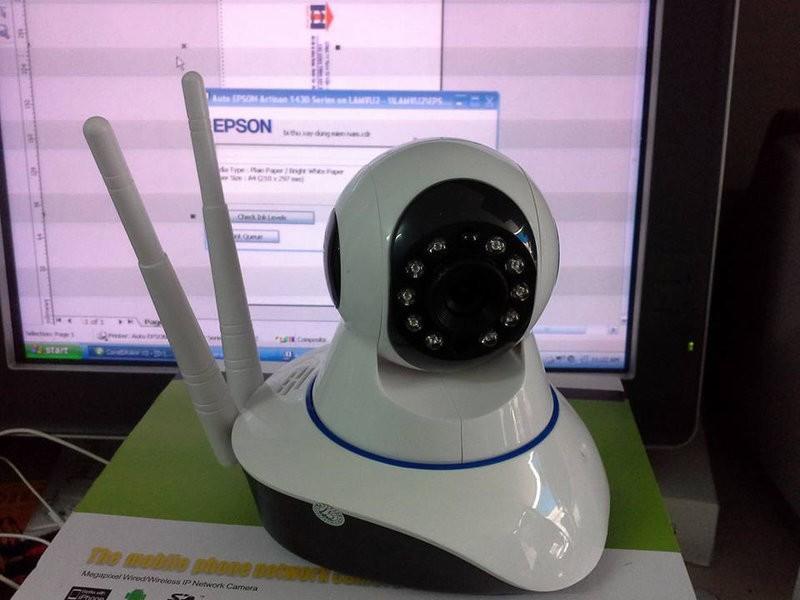 Camera wifi 2 anten.