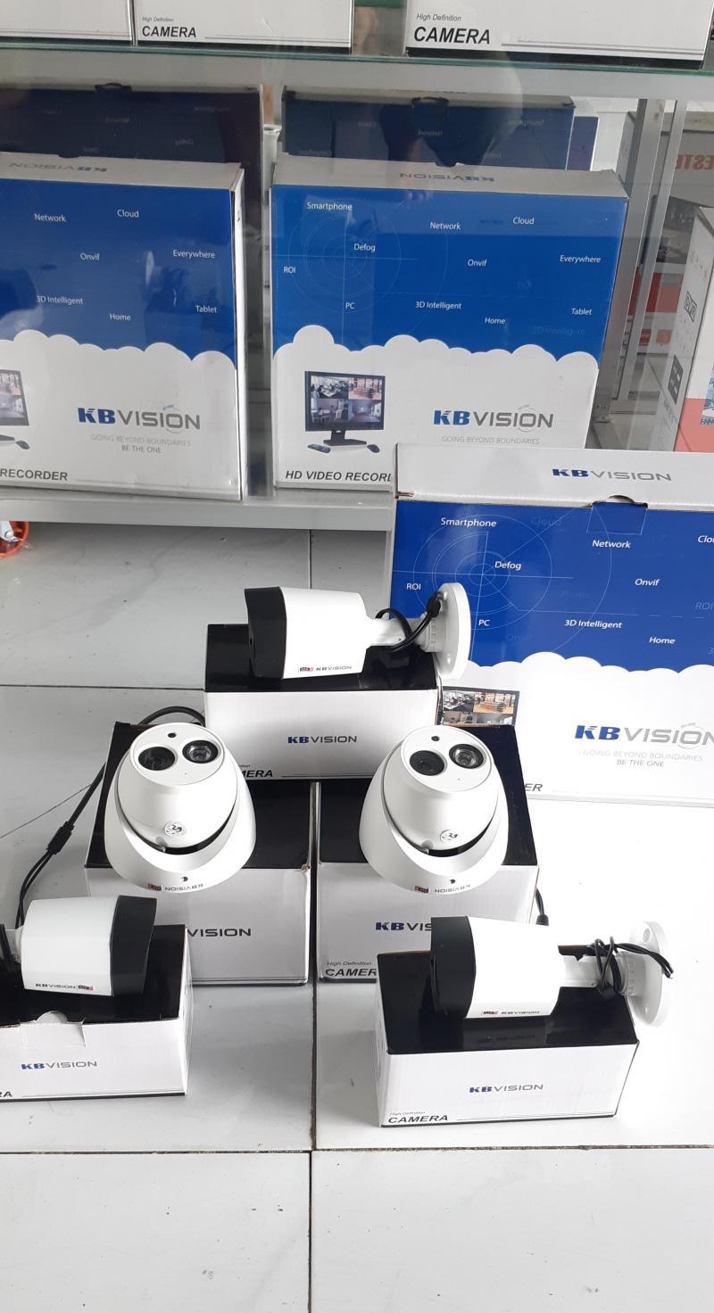 Camera kbvison, questek chính hãng tại Bình Dương