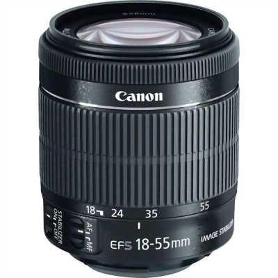 Len canon 18-55stm